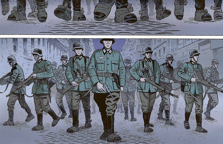 verloop tweede wereldoorlog