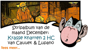 Recensie Krasse knarren 2 Bonny and Pierrot door Paul Cauuet & Wilfrid Lupano